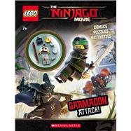 Garmadon Attack! (The LEGO NINJAGO MOVIE: Activity Book with Minifigure) by Ameet Studio, 9781338139709