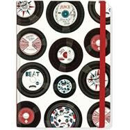 Vintage Vinyl Journal by Peter Pauper Press, 9781441309709