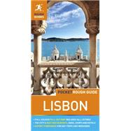 Pocket Rough Guide Lisbon by Hancock, Matthew, 9780241009710
