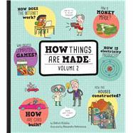 How Things Are Made: Volume 2 by Ružicka, Oldrich; Hetmerová, Alexandra, 9781454929710