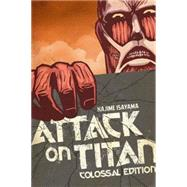 Attack on Titan: Colossal Edition 1 by Isayama, Hajime, 9781612629711