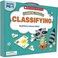 Learning Puzzles: Classifying by Scholastic, 9781338239713