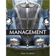 Management by Griffin, Ricky W., 9781111969714