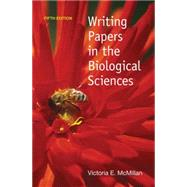 Writing Papers in the Biological Sciences by McMillan, Victoria E., 9780312649715