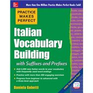 Practice Makes Perfect: Italian Vocabulary Builder by Gobetti, Daniela, 9780071839716