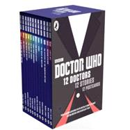 Doctor Who by Colfer, Eoin; Scott, Michael; Sedgwick, Marcus; Reeve, Philip; Ness, Patrick, 9780141359717