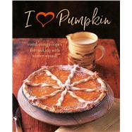 I Heart Pumpkin by Ryland Peters & Small, 9781849759717