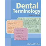 Dental Terminology by Dofka, Charline M., 9781133019718