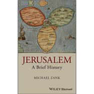 Jerusalem by Zank, Michael; Freedman, Janet, 9781405179720