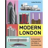 Modern London by Novotny, Lukas, 9780711239722