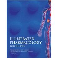 Illustrated Pharmacology for Nurses by Simonsen; Terje, 9780340809723