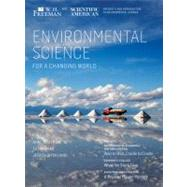 Scientific American Environmental Science for a Changing World by Houtman, Anne; Karr, Susan; InterlandI, Jeneen, 9781429219723