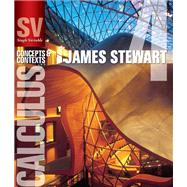 Single Variable Calculus Concepts and Contexts by Stewart, James, 9780495559726