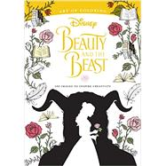 Art of Coloring: Beauty and the Beast by Disney Book Group, 9781484789728