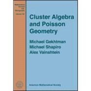 ISBN 9780821849729 product image for Cluster Algebra and Poisson Geometry | upcitemdb.com