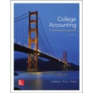 College Accounting (A Contemporary Approach) by Haddock, M. David; Price, John; Farina, Michael, 9780077639730