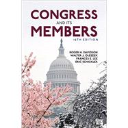 CONGRESS & ITS MEMBERS by Davidson, Roger H.; Oleszek, Walter J.; Lee, Frances E.; Schickler, Eric, 9781506369730