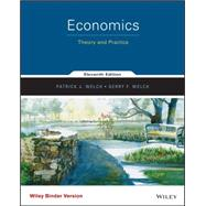 Economics by Welch, Patrick J.; Welch, Gerry F., 9781118949733