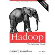 Hadoop: The Definitive Guide by White, Tom; Cutting, Doug, 9781449389734