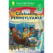 Celebrating Pennsylvania by Kurtz, Jane; Canga, C. B., 9780544419735