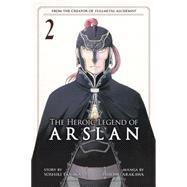 The Heroic Legend of Arslan 2 by TANAKA, YOSHIKIARAKAWA, HIROMU, 9781612629735