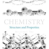 Chemistry Structure and Properties Plus MasteringChemistry with eText -- Access Card Package by Tro, Nivaldo J., 9780321729736