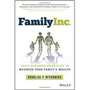 Family Inc. by Mccormick, Douglas P., 9781119219736