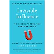 Invisible Influence by Berger, Jonah, 9781476759739