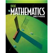 Basic Mathematics A Text/Workbook by McKeague, Charles P., 9780495559740