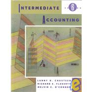 Intermediate Accounting by Chasteen, Lanny G., 9780075619741