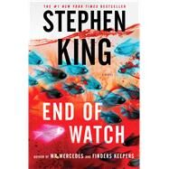 End of Watch A Novel by King, Stephen, 9781501129742