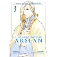 The Heroic Legend of Arslan 3 by ARAKAWA, HIROMU, 9781612629742