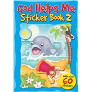 God Helps Me Sticker Book