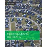 Mastering AutoCAD Civil 3D 2016 by Davenport, Cyndy; Voiculescu, Ishka, 9781119059745