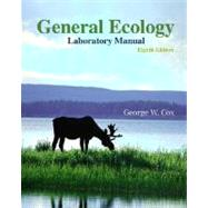 General Ecology Laboratory Manual by COX, 9780072909746