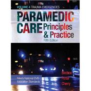 Paramedic Care Principles & Practice, Volume 4 by Bledsoe, Bryan E.; Porter, Robert S.; Cherry, Richard A., MS, EMT-P, 9780134449746