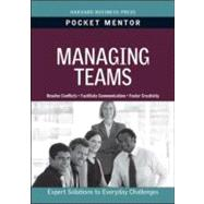 Managing Teams by Harvard Business School Press, 9781422129746