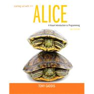 Starting Out with Alice by Gaddis, Tony, 9780133129748