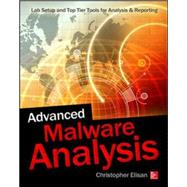 Advanced Malware Analysis by Elisan, Christopher, 9780071819749