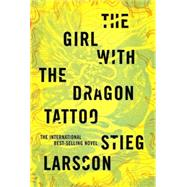 The Girl with the Dragon Tattoo by LARSSON, STIEGKEELAND, REG, 9780307269751
