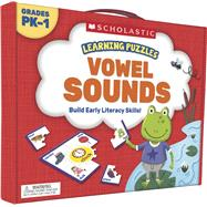 Learning Puzzles: Vowel Sounds by Scholastic, 9781338239751