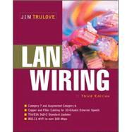 LAN Wiring by Trulove, James, 9780071459754
