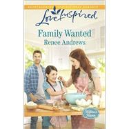 Family Wanted by Andrews, Renee, 9780373879755