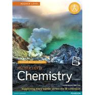 Higher Level Chemistry 2nd Edition Book + eBook (Pearson Baccalaureate) by Damon, Alan; McGonegal, Randy, 9781447959755