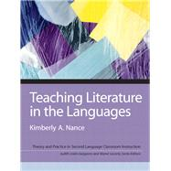 Teaching Literature in the Languages by Nance, Kimberly A.; Liskin-Gasparro, Judith E.; Lacorte, Manel E, 9780131999756