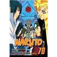 Naruto, Vol. 70 by Kishimoto, Masashi, 9781421579757