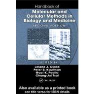 Handbook of Molecular and Cellular Methods in Biology and Medicine by Kim, Donghern; Cseke, Leland J.; Kaufman, Peter B.; Wu, William, 9780203009758