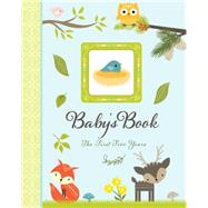 Baby's Book by Peter Pauper Press, 9781441319760