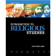 Introduction to Religious Studies by Myhre, Paul, Ph.d., 9780884899761