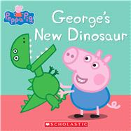 George's New Dinosaur (Peppa Pig) by Eone, 9781338139761